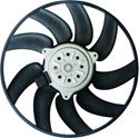 Picture of AUDI RH Radiator Cooling Fan [400W // 400mm] - A4/A5/A6/A7/Q5