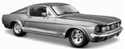 Picture of 1967 FORD Mustang GT Die-Cast Model [Scale 1:24] - MAISTO Special Edition