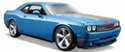 Picture of 2008 DODGE CHALLENGER SRT8 Die-Cast Model [Scale 1:24] - MAISTO Special Edition