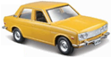 Picture of 1971 DATSUN 510 Die-Cast Model YELLOW [Scale 1:24] - MAISTO Special Edition